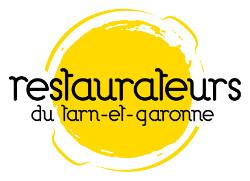 logo association des restaurateurs du tarn et garonne