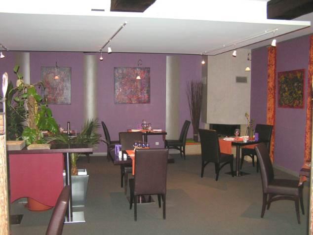Salle du Restaurant Au Fil de l'Eau