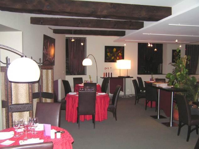 Salle du Restaurant Au Fil de l'Eau vue 2