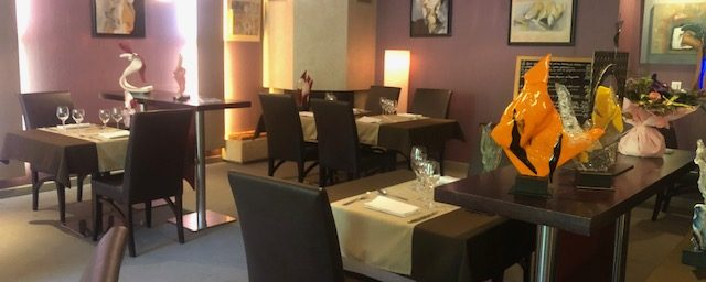 Salle du Restaurant Au Fil de L'Eau à Montauban